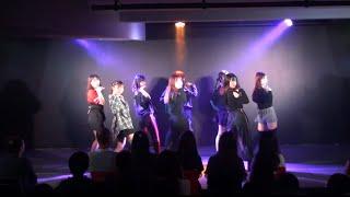 190811 東京大学 STEP お披露目公演 gugudan(구구단) Not That Type