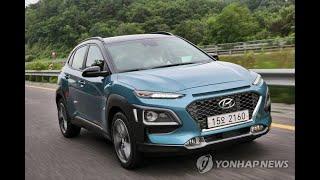 '가성비' 잡은 소형SUV, 준대형차 누르고 판매 1위