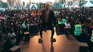 Harmonize Live Performance in MOMBASA KENYA Part 1