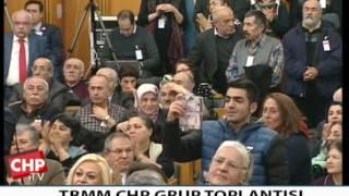 TBMM CHP GRUP TOPLANTISI 14/02/2017