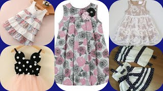 Party wear baby frock designs