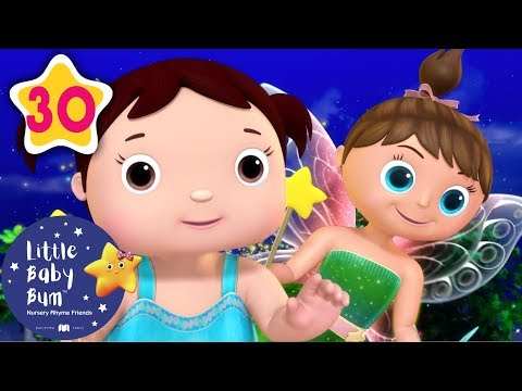 Fairy Lullaby | Lullabies For Kids | Baby Songs | More Nursery Rhymes & Kids Songs | Little Baby Bum