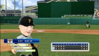 CGRundertow - MLB BOBBLEHEAD PROS for Xbox 360 Video Game Review