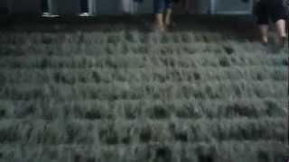 Метро затопило перед Євро, Київ, Вирлиця (№2) 06/06/2012