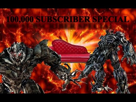 DUDE, WHERE'S MY COUCH?: The EmGo 100,000 Subscriber Special!