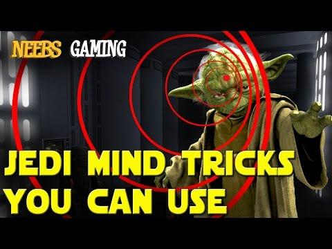 Jedi mind tricks YOU can use