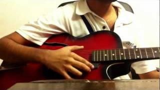 Sheher mein - Rockstar guitar cover