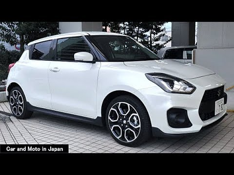 suzuki swift sport 6mt white youtube