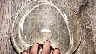 HOW TO MAKE CLEAR SLIME DIY