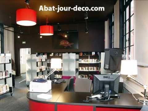 abat jour fabrication d 39 abat jour et de luminaires youtube. Black Bedroom Furniture Sets. Home Design Ideas