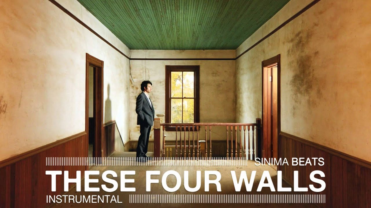 THESE FOUR WALLS Instrumental (Heartfelt And Smooth Pop Beat) Sinima Beats