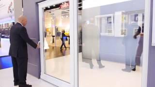 duoPort PAS – наклонно-раздвижная фурнитура для природной вентиляции помещения