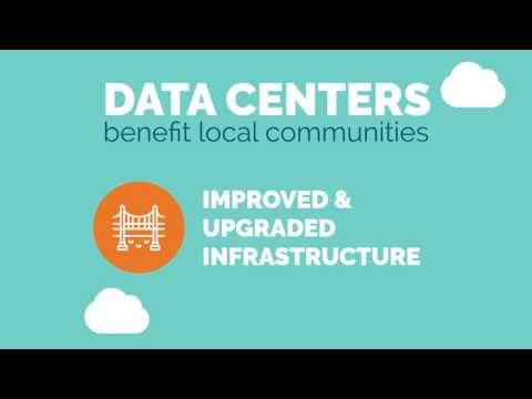 Data Centers Benefit Local Communities