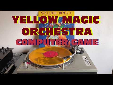 Yellow Magic Orchestra - Computer Game/Firecracker (Electro-Synth Pop 1979) (Album Version) HD - HQ