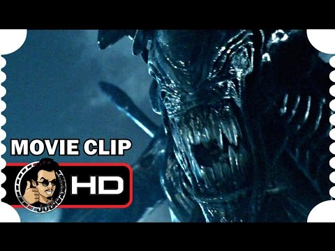 ALIENS Movie Clip - Get Away From Her You...