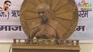 क्रांतिकारी राष्ट्रसन्त । मुनि श्री तरुण सागर जी । मंगल प्रवचन (इंदिरापुरम) । Namokar Jain Channel