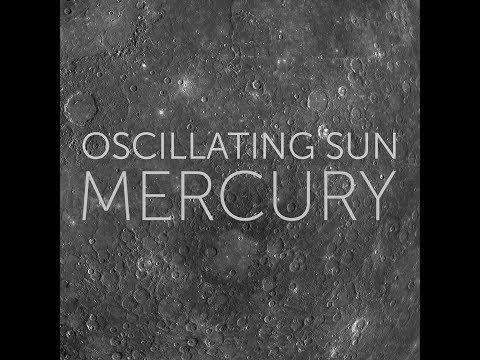 Oscillating Sun - Mercury (Single 2016)