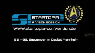 Startopia - A Vision Goes On 02.-03. September 2017 in Mannheim