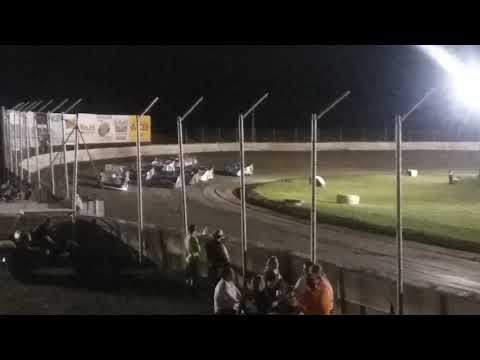 Late model Feature - Humboldt Speedway 6/21/19