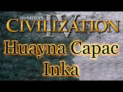 Civ IV König ⚔ Inka Huayna Capac 08 ⚔ Die Welt verbrennt (Ende) Deutsch / Let's Play Civilization IV