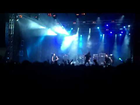 The Browning live @ With Full Force XIX 2012