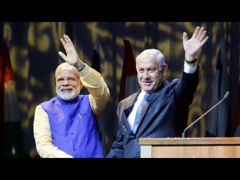 Modi's Israel Trip Continues India's Rightward Drift