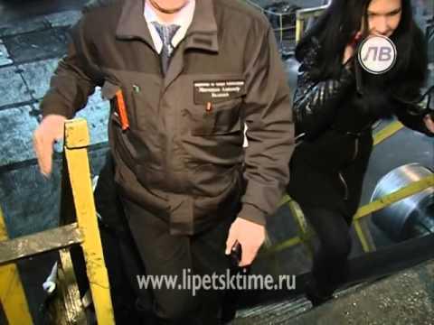 Завод «Свободный Сокол» посетил замминистра п...