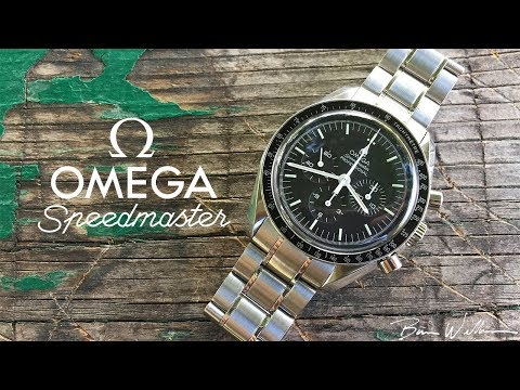 Interesting things about the Omega Speedmaster (Moonwatch)