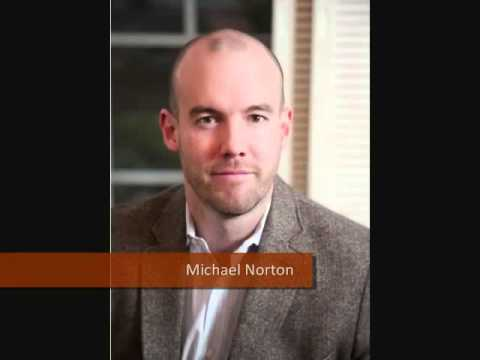 Michael Norton - Does Money Bring You Happiness? - interview - Goldstein on Gelt - June 2013