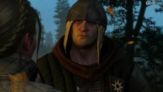 The Witcher 3 Wild Hunt  Уроки фехтования