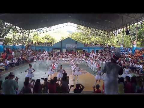 Santa Cruz Elementary School Drum And Lyre Corps Showdown | Maribojoc Pasidungog 2019