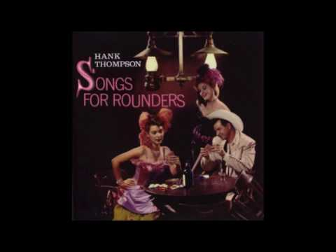 Hank Thompson - Songs for Rounders (1959)
