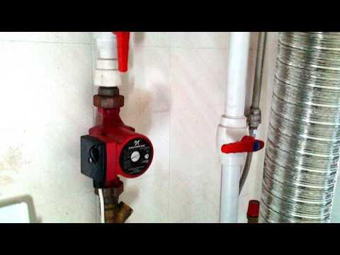 Отопление частного дома  с естественной циркуляцией + двухтрубная тупиковая система