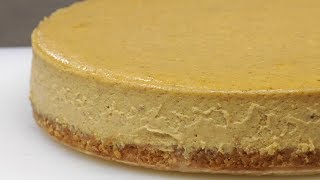 Brandied Pumpkin Cheesecake | EASY TO LEARN | QUICK RECIPES