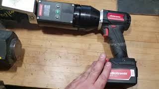 NIBTORQUE Alkitronic MDS battery torque tool