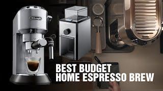 Budget Home Espresso Preparati…
