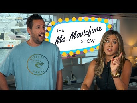 'Murder Mystery' Stars Plan The Perfect Murder | The Ms. Moviefone Show