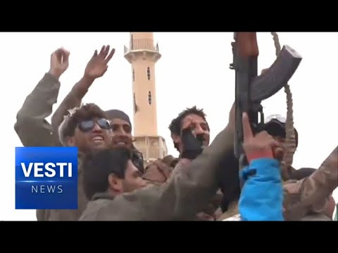 Major Syrian/Russian Military Operation in Eastern Syria Liberates Last ISIS Controlled City