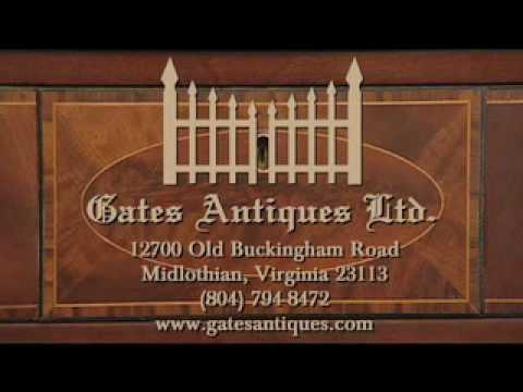 Gates Antiques (3) Antique Furniture in Richmond, Virginia (Midlothian)