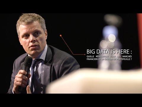 Conférence annuelle du Master 203 sur le Big Data