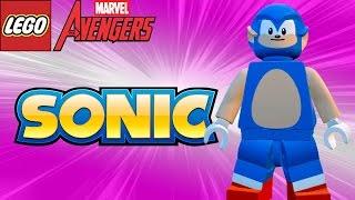 Video LEGO Marvel Avengers (Vingadores) SONIC (MOD) download MP3, 3GP, MP4, WEBM, AVI, FLV Agustus 2018