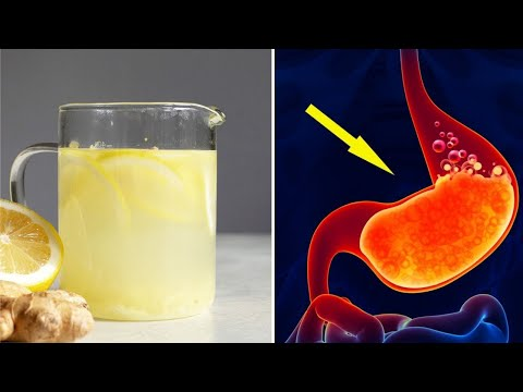 In 5 Minutes Get Rid Of A Stomach Ache Fast And Naturally At Home Without Medicine