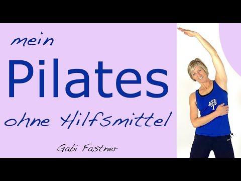🅿️ 30 min. Pilates-Kurs ohne Hilfsmittel