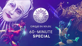 WHISK YOU AWAY TO LAS VEGAS! | 60-MINUTE SPECIAL #13 | CIRQUE DU SOLEIL