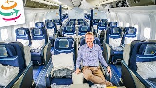 Condor Business Class 767-300ER | GlobalTraveler.TV