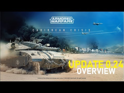 Armored Warfare | Update 0.24 and Current Issues