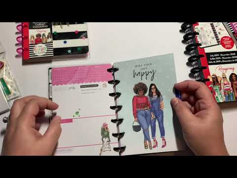Rong Rong Happy Planner Haul from Joanne's