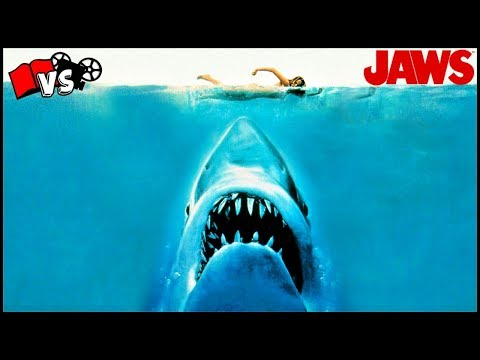 Book Vs. Movie: JAWS