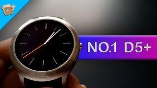 Zeblaze No.1 D5 Plus | Android 5.1 | IPS 360*360 | 📦 1/3 UNBOXING