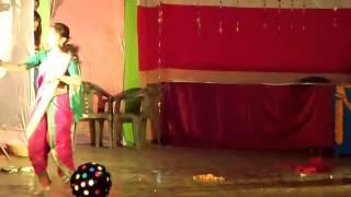 marathi folk dance @ iert Udbhav 2011 Solo Dance (Winner)